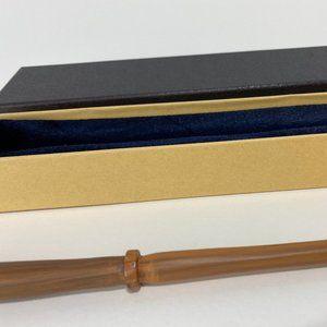 Molly Weasley Metal Core Magic Wand w/box